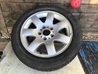 16 inch BMW / VW wheel