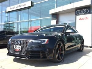 2015 Audi RS 5 4.2L W/ RED CALIPERS & 20 ROTOR ALLOYS