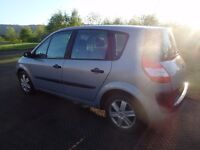 Renault Scenic, good condition, 12 month MOT