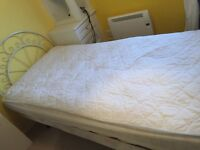 Adjustamatic electric bed