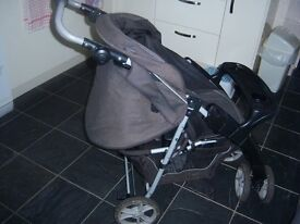 Travel System and Car Seat Base