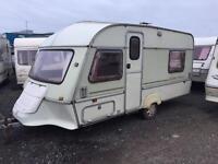 Abi pioneer jubilee swift elddis Avondale 4 berth caravan January bargain Can Deliver