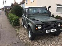 Land Rover 90 1989