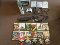 Xbox 360 X360 boxed, COD 3 bundle with 17 games