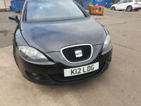 2007 SEAT LEON 1.6, SPORT, MOT JANUARY 2019** DELIVERY OPTION AVAILABLE