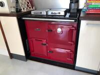 Rayburn 200 gas cooker