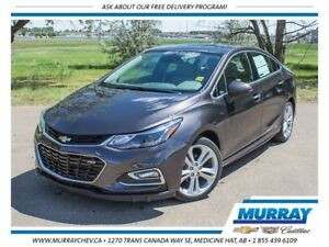 2017 Chevrolet Cruze RS Premier *Leather *NAV *Heated Seats