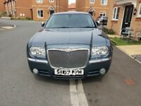 Reduced Chrysler 300c. Low mileage luxury car