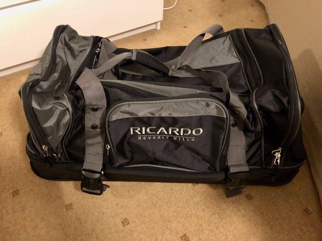 Large Travel Bag Ricardo Beverly Hills