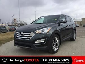 Certified 2013 Hyundai Santa Fe Limited AWD - TURBO! FULL LOAD!