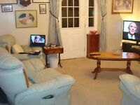 2 bed detached newish bungalow beautiful on private estate