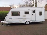 swift award nightstar 5 berth motor mover full awning and anex