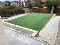 Fencing , patio , decking , custom garden furniture, artificial grass , landscaping , jet washing