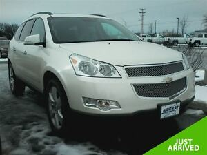 2012 Chevrolet Traverse **Leather Interior!  Rear DVD's!**