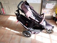 Phil and Teds Sports double buggy