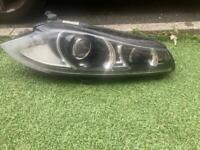 Jaguar XF 2013-15 right-side headlight