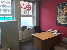 Small office room to rent in Enfield Town - £450 PCM
