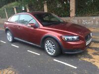 2009 Volvo C30 2.0 Diesel 12 Months MOT History £2250