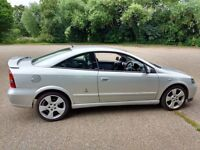 2005 Vauxhall ASTRA Coupe Automatic 60.600