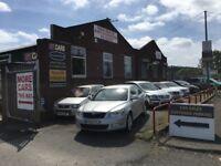 Established Car sales business for sale,Gateshead near Metrocentre.