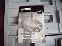 30v cordless drill