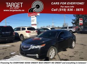2010 Acura TL Fully Loaded;Leather,Roof,Drives Great and More!!