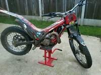 Gas Gas Trials bikes