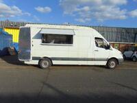 Food Truck, Van Catering, Hamburgers, Pizzas, Mercedes Sprinter