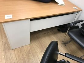 Custom made office desks for sale