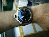 Parnis homage militare watch
