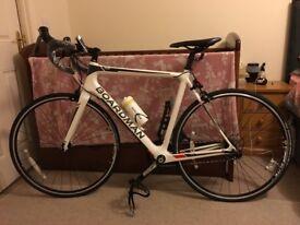 Boardman full carbon fibre race bike (brand new never used)
