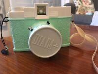 Diana+ dreamer 75 mm film camera. Limited edition