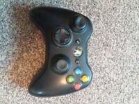 Xbox 360 controller.