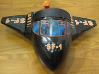 Simulateur de vol pour enfant.