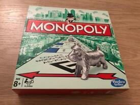 Monopoly Board Game - Complete