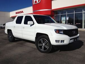 2013 Honda Ridgeline Sport  JUST REDUCED FROM $29,591  ACCIDENT