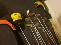 Precision Made Golf Clubs