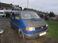 VW Transporter T4 2.5 Tdi partial camper