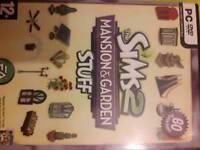 Sims 2 Mansion & Garden Stuff pack