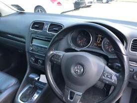 VW GOLF 1.4 TSI DSG AUTO