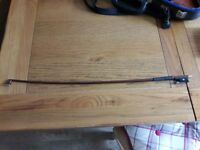 Violin and bow in case