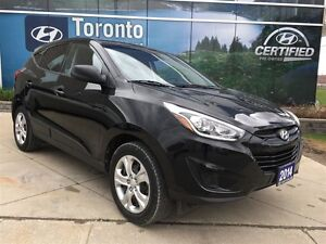 2014 Hyundai Tucson GL PACKAGE! LOW MILEAGE!!