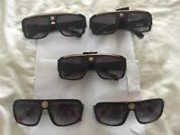 Designer Sunglasses: Versace, Louis Vuitton, Gucci, Prada