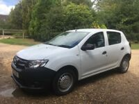 DACIA SANDERO FOR SALE! AVAILABLE NOW! LOW MILEAGE! GREAT CONDITION!