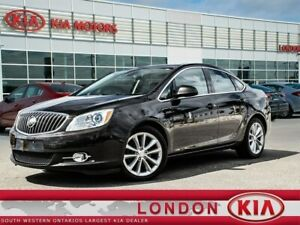 2015 Buick Verano 1SL - Accident free, New brakes