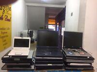 Job lot laptops for parts