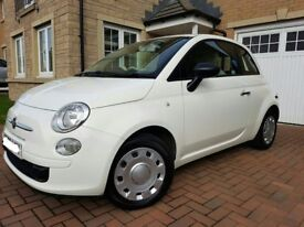 Excellent condition Fiat 500 POP **FULL SERVICE HISTORY**1 FEMALE OWNER FROM NEW**LOW MILES
