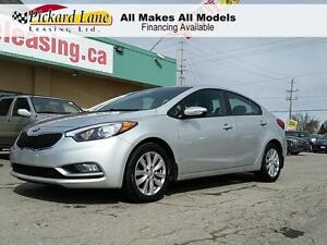 2014 Kia Forte 1.8L LX BLUETOOTH! HEATED SEATS!