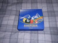 Empire USA Complete Set of 16 Top Quality Pool Balls NEW/BOXED