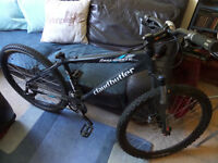 Claud Butler Cape Wrath Disc, 16 inch/40.5cm, mens bike. (No seat post or saddle)